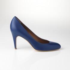 Michel Vivien - Escarpins HOCHE 85 Bleu roi